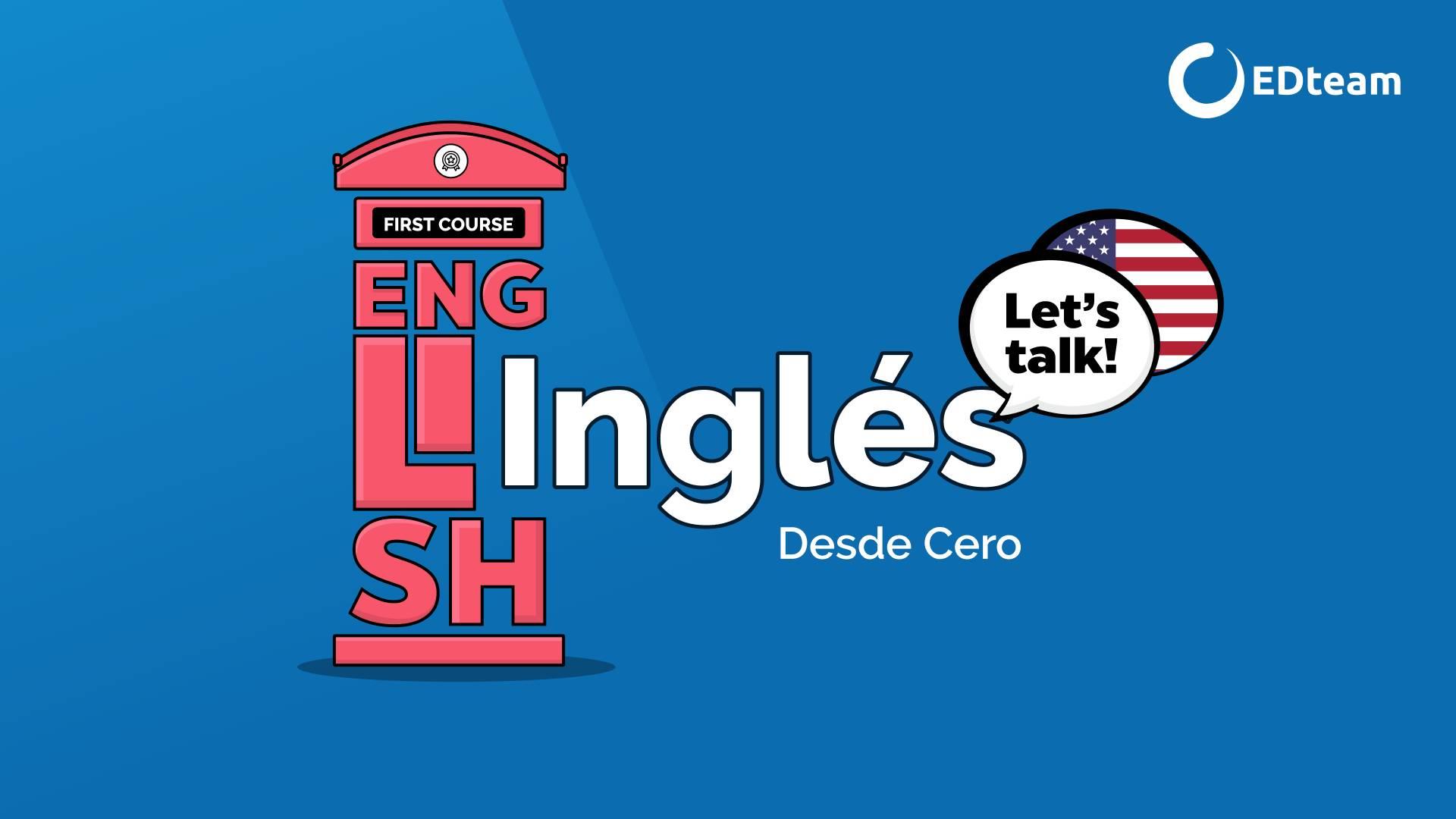 Curso de inglés desde cero